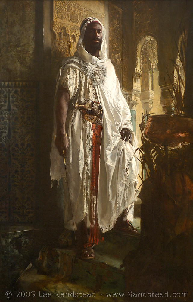 Famous Painting  People In Robes
